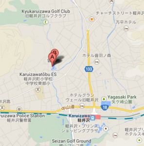 kumobaike-map