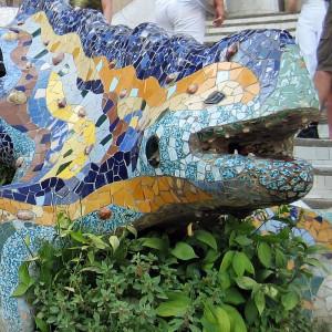 Barcelona-Guel-lizard