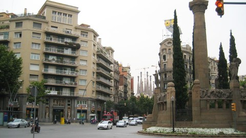 Barcelona-town