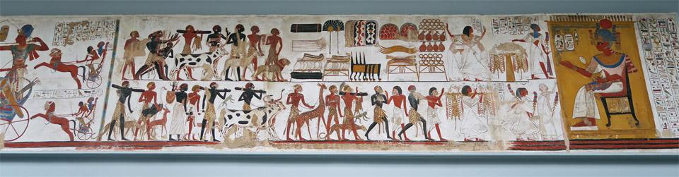 12.大英博物館 横長壁画