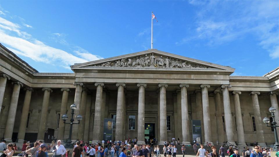 12.大英博物館