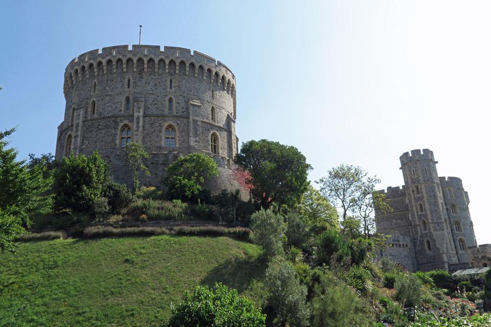 2.ウインザー城 塔