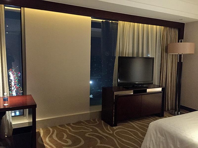 上海シェラトンホテル