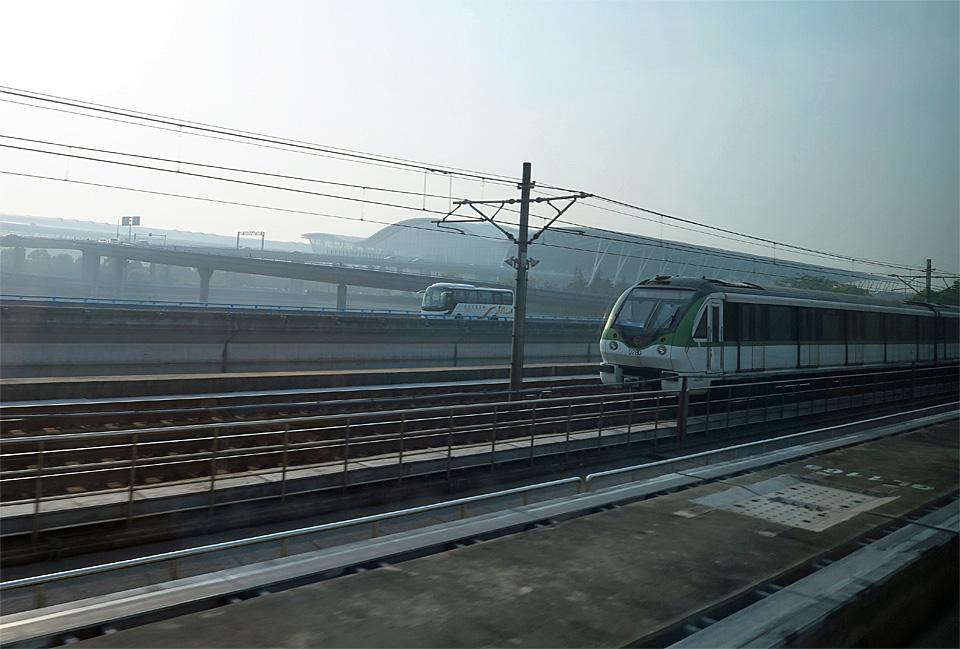 上海空港交通