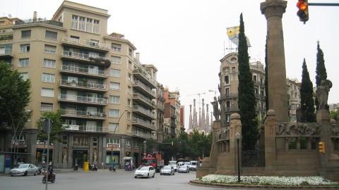 Barcelona-town