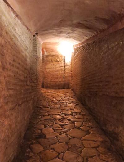 アヤソフィア内部階段