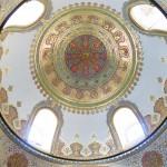 トプカプ宮殿天井eye