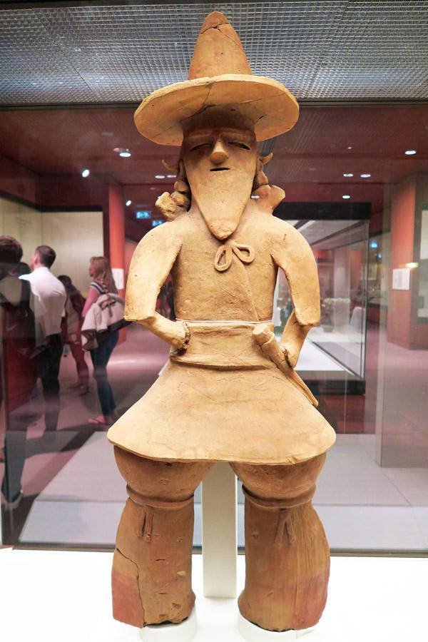 12.大英博物館 埴輪