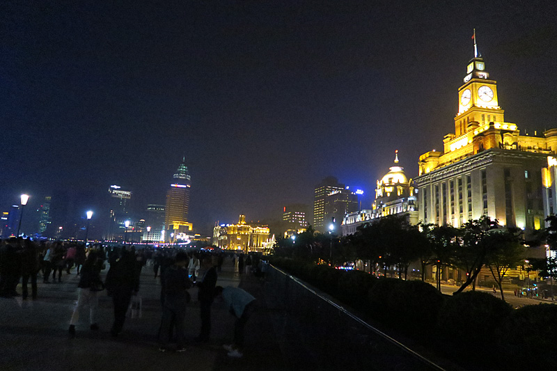 上海外灘バンド